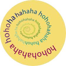 onomatopées de rire qui tourbillonnent